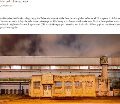 Heinze Architekturfoto