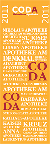 CODA-Kalender 2011