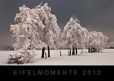 Kalender Eifelmomente 2012